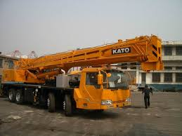 Cẩu KATO 50 tấn