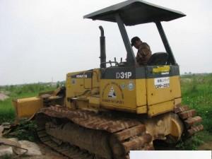 Máy ủi komatsu D31