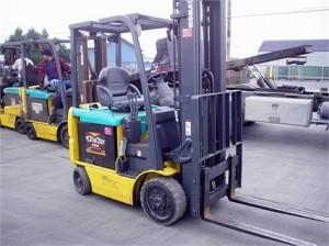 Xe nâng 2,5 tấn FD25