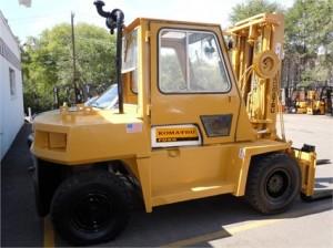 Xe nâng 6 tấn FD60