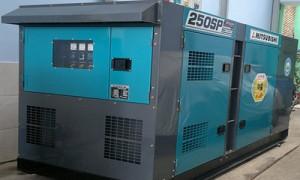 Máy phát điện 250kvA